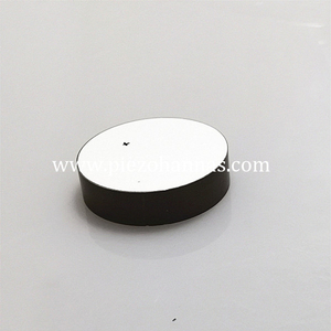 Pzt4 Piezo Ceramic Disc Crystal for Transducer