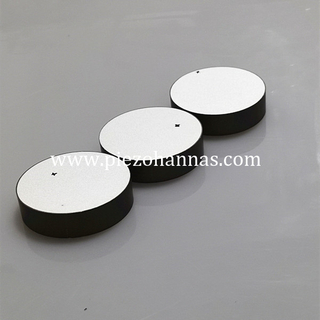 High Quality Piezo Disc for Ultrasonic Testing UT Inspections
