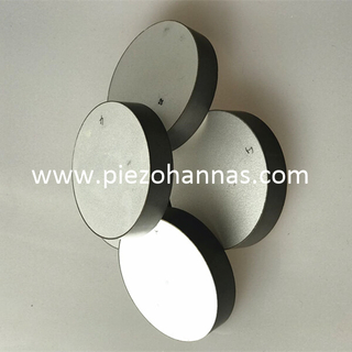 Pzt Material Peizoelectric Discs Ceramic Transducer for Ultrasonic Level Sensors